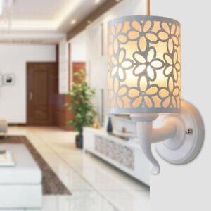 Modern LED Wall Light Sconce Light Indoor Bedroom Bedside Hallway Lighting 5W