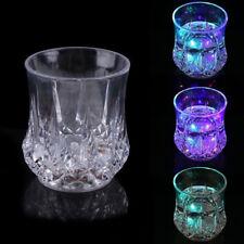 Automatic LED Flashing Dragon Cup Mug Bar Water Sensor Colorful Luminous Cup