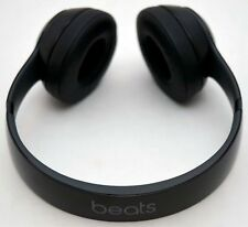 GENUINE Beats by Dr Dre Solo 2 Wired Headphones BLACK Solo2 B0518 detachable