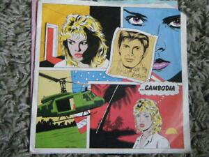 "KIM WILDE - CAMBODIA - 7"" SINGLE - 80'S / PUNK / NEW WAVE"