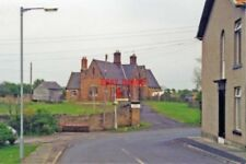 PHOTO  ETHERLEY RAILWAY STATION CO. DURHAM REMAINS 1995 NER BISHOP AUCKLAND - TO