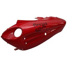 pezzo laterale RIVESTIMENTO POSTERIORE ROSSO Firejet 50 ONE SX yy125t-28 RTM