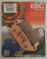 EBC Sintered REAR Disc Brake Pads (1 Set) Fits HONDA VFR750 (1988 to 1997)
