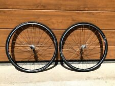 Ambrosio Excellence TQB FRM carbon hubs wheelset wheel set shimano 9 10 speed