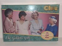 Clue: The Golden Girls Themed Board Game TV Show Classic Mystery Game 2-6 Player