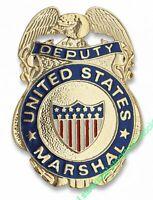 09191 - Chapa cartera US MARSHAL