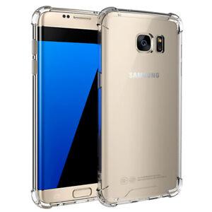 Samsung Galaxy S8 Plus Anti Shock Silicone TPU Phone Case