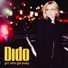 DIDO - GIRL WHO GOT AWAY CD ALBUM (4th MARCH 2013)