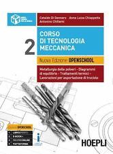 CORSO DI TECNOLOGIA MECCANICA 2  - DI GENNARO CATALDO, CHIAPPETTA ANNA LUISA -