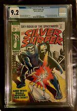 Silver Surfer # 5 - CGC 9.2