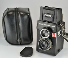 USSR LOMO Lubitel 166 MOSCOW 80' OLYMPICS TLR MEDIUM FORMAT camera, CLEANED (4)