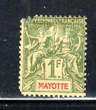 FRANCE  MAYOTTE   STAMPS USED   LOT 17309