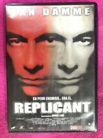 Replicant DVD Van Dame De Ringo Lam Spagnolo Inglese