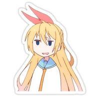 SRBB0126 Miyauchi Renge Non Non Biyori Car Window Decal Sticker New Cartoon