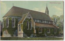 London; Christ Church, Purley PPC,1946 Croydon PMK By WH Burdekin, Local Maker