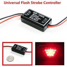 GS-100A Flash Strobe Controller Flasher Module for LED Flashing Brake Stop Light