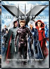 Like New DVD X-Men: The Last Stand Patrick Stewart, Hugh Jackman, Halle Berry WS