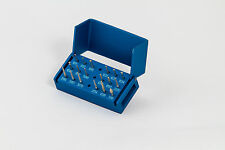 Microdont USA MU- 10.803.001A Multiuse Collection Kit with 18 Burs (Pack of 18)