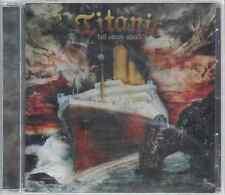 Titanic-Full Steam Ahead CD Bill Menchen Robert Sweet Christian Metal(Brand New)
