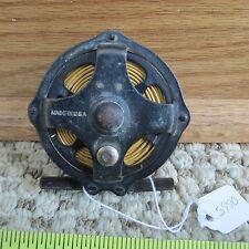 Unknown skeleton fishing reel made in USA (lot#5990)