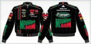 JH Design Jacket L - Dale Earnhardt JR Mountain Dew