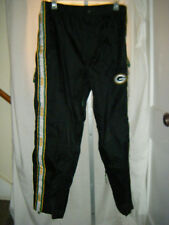 NFL Green Bay Packers Football Tailgate Sport Wind Pants Size XL Extra Large