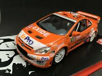 IXO ALTAYA PEUGEOT 307 WRC #8 MONTE CARLO 2006 1:43 Solberg