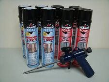 Fomo Handi Foam 4 Window Amp Door 4 Gap Fill Ht300 Gun Its Great Stuff