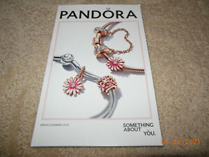 PANDORA SPRING SUMMER 2021 Catalog Jewelry pricing Harry Potter STAR WARS Disney