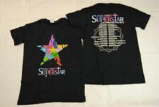 JESUS CHRIST SUPERSTAR LOGO TOUR 2012 BLACK T SHIRT NEW OFFICIAL ROCK OPERA