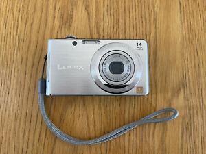 Panasonic Lumix FS16 Silver