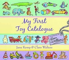 My First Toy Catalogue, Kemp, Jane, Walters, Clare, New Book