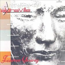 Alphaville - Forever Young (CD, Atlantic) Victory of Love, Summer In Berlin