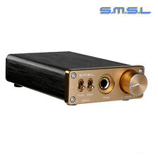 SMSL sApII PRO TPA6120A2 16-600ohm High Fidelity Stereo Headphone Amplifier G
