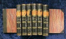A COLLECTION OF 8 CLASSIC CHARLES DICKENS pub CHAPMAN AND HALL