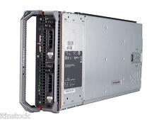Dell PowerEdge M600 2 x QUAD-Core E5430 2.66Ghz 8GB Ram RAID Blade Server