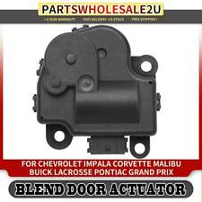 Blend Door Actuator for Chevy Impala Monte Carlo Buick Pontiac 604-108 22754988