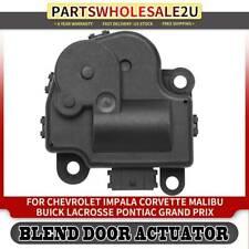 Blend Door Actuator for Chevy Impala Monte Carlo Buick Pontiac 604-108 22754988
