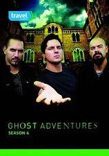 Ghost Adventures: Season 6 (2016, DVD New)