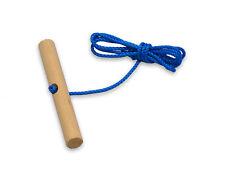 Best For Kids Schlittenseil Zugseil 150 cm mit Buchenholzgriff Ziehseil