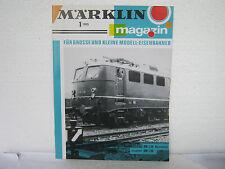 Literatur Märklin Magazin Nr 1 / 1965 (RG/CK/114-1R1/0)