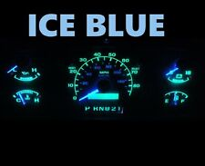 Gauge Cluster LED Dash kit Ice Blue For Ford 92 96 Bronco F150 F250 F350 Truck