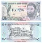 Guinea-Bissau 100 Pesos 1990 P-11 Banknotes UNC