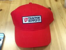 NWOT TSC Tractor Supply Co. Red Store Hat New!