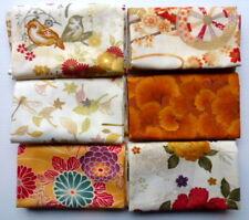 Fabric Fat Quarters 6 Pack Japanese J 34