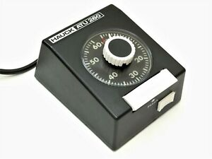 Hauck ATU 260 Enlarger Exposure Timer - Clean & Tested - Top Quality!