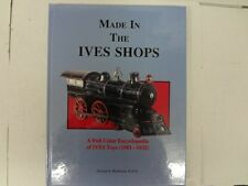 BOOK:  MADE IN THE IVES SHOPS BY ROBINSON AND LEWIS