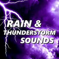 NATURAL SOUNDS THUNDERSTORM & RAIN CD RELAXATION WHITE NOISE SLEEP AID