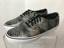 "New! Vans Syndicate Jason Dill Snakeskin Authentic Pro ""S"" Size 9.5 - Supreme"