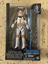 Star Wars Black Series Hasbro Commander Cody 6 Inch Action Figure #14 2014